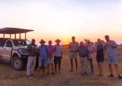 Mobile Camp Private Game Drives